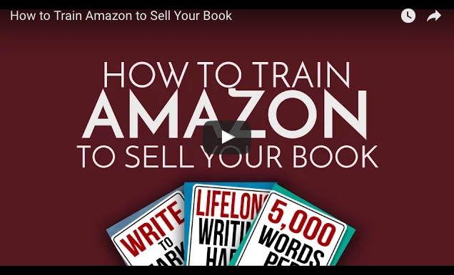 How to Train Amazon to Sell Your Book — Chris Fox Writes